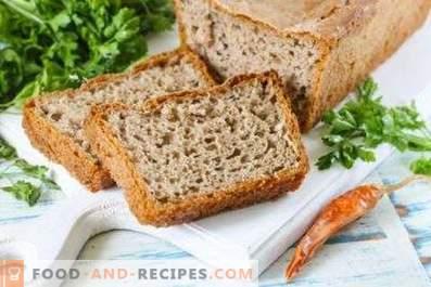 На каква температура да се пече хляб
