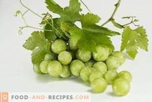 Jak przechowywać winogrona