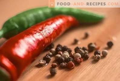 Hur man tar bort den brännande känslan från varm peppar