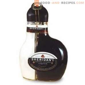 Wie man Sheridan-Likör trinkt