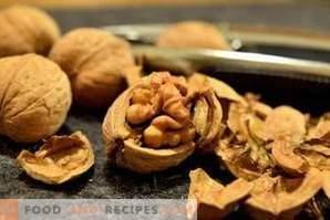 Hur man torkar valnötter