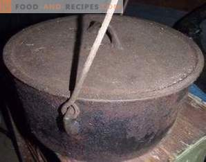 Hur man rengör en kittel från kol