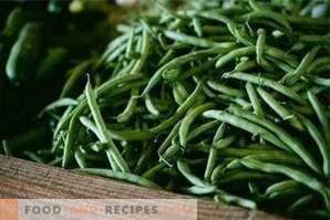 Vad är skillnaden mellan sparrisbönor och chili