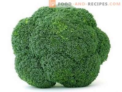 Hur man lagrar broccoli