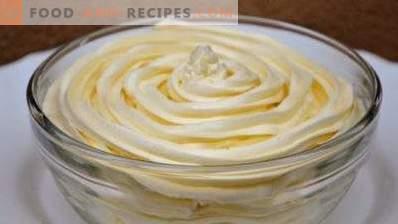 Крем за торта на кондензирано мляко