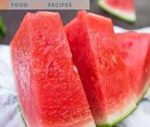 Vattenmelon Kalorier