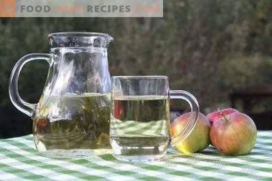 äppelcider recept utan jäst
