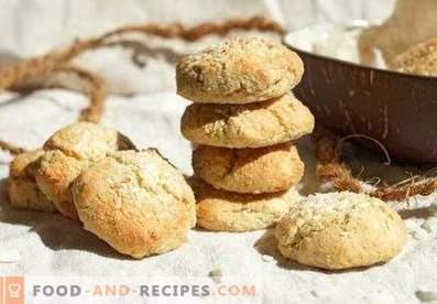 Kekse von Dukan